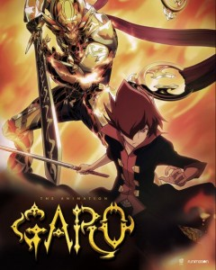 Garo Season 1 Part 1 Cover
