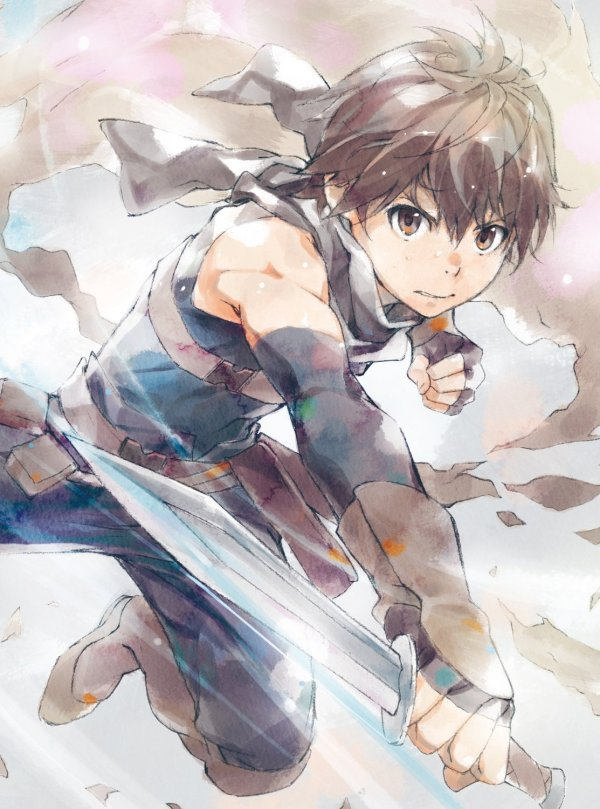 Grimgar of Fantasy and Ash Japanese Volume 1 Cover