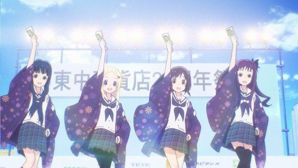 Hanayamata Image 2
