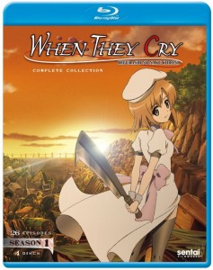 Higurashi Season 1 Blu-ray Cover