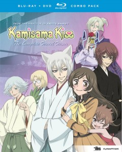 Kamisama Kiss Season 2 Cover