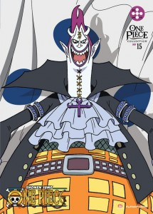One Piece Collection 15 Cover
