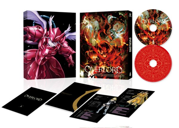 Overlord Japanese Volume 6 Packaging