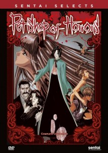 Pet Shop of Horrors DVD Cover