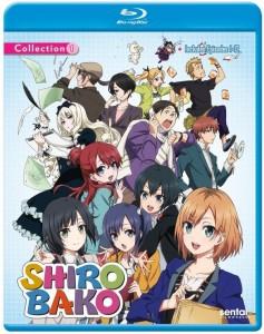 Shirobako Collection 1 BD Cover