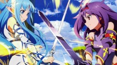 Sword Art Online II Episode 19