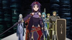 Sword Art Online II Episode 20