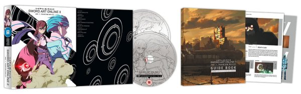 Sword Art Online II UK Packaging