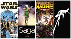 Top Comics 2015