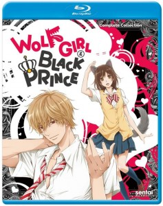 Wolf Girl & Black Prince BD Front Cover