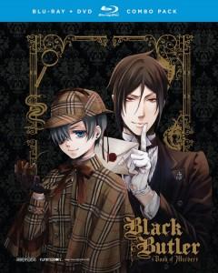 Black Butler Book of Murder Cover