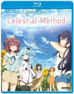 Celestial Method Blu-ray Cover