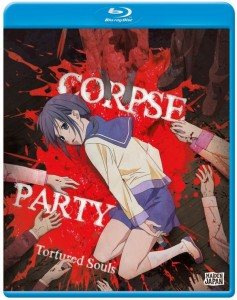 Corpse Party Blu-ray Cover