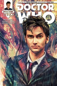 Doctor Who Tenth Doctor 2.6 Cover