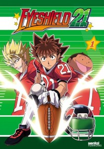 Eyeshield 21 Collection 1 DVD Cover