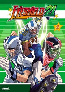 Eyeshield 21 Collection 2 Cover