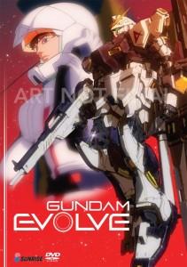 Gundam Evolve Cover Not Final