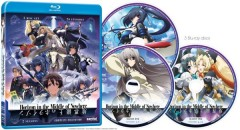 Horizon in the Middle of Nowhere Complete BD Packaging