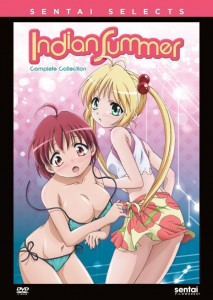 Indian Summer DVD Cover