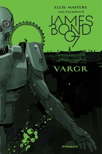 James Bond Issue 4 Cover