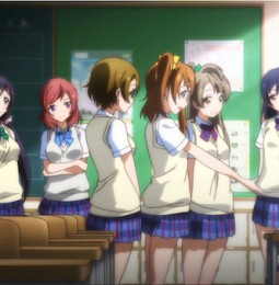 Press Audio: The One with the Muses—Love Live! Season 1 Anime English Dub Review