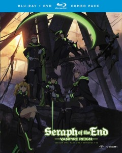 Seraph of the End Season 1 Regular Edition