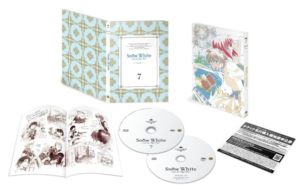 Snow White with the Red Hair Japanese Volume 7 Packaging