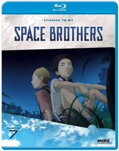 Space Brothers Set 7 Cover
