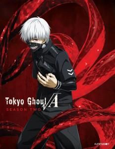 Tokyo Ghoul Season 2 Cover