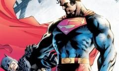 Batman V Superman Comic Header