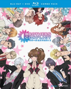 Brothers Conflict Blu-ray Cover