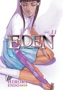 Eden Volume 11 Cover