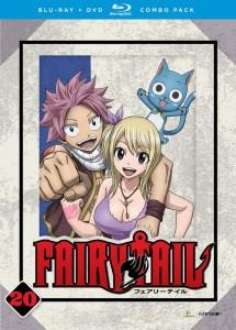 Fairy Tail Set 20