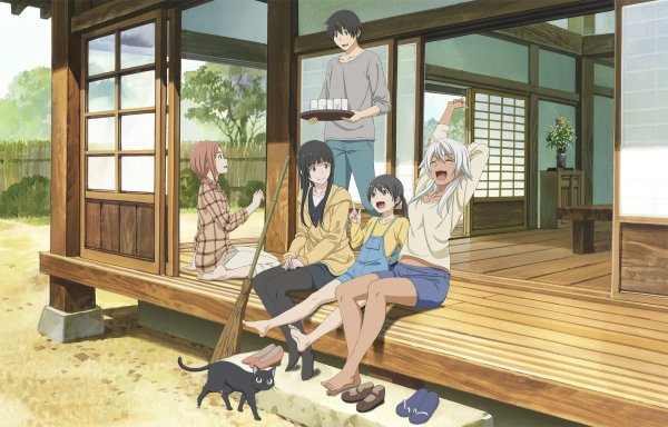 Flying Witch Visual 3-7