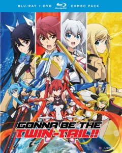 Gonna be the Twin-tail BD Cover