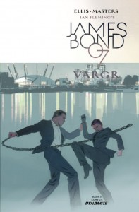 James Bond Issue 5 Cover