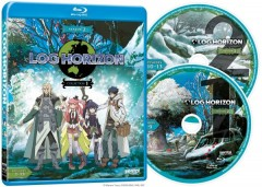 Log Horizon 2 Collection 1 Blu-ray Packaging