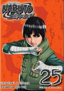 Naruto Shippuden Set 25 Cover