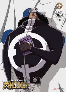 One Piece Collection 16 DVD Cover