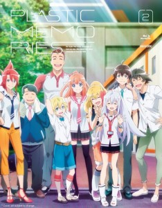 Plastic Memories Volume 2 Cover