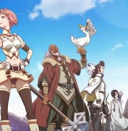 NBC Universal Japan Sets 'Rage of Bahamut: Virgin Soul' Blu-ray Anime Box Sets