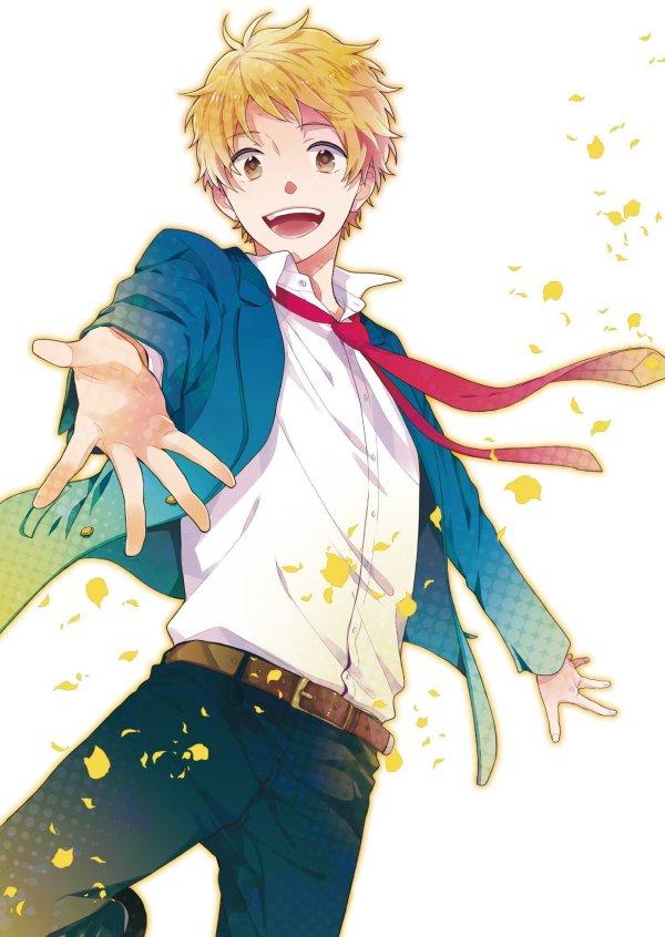 Rainbow Days Japanese Volume 1 Cover