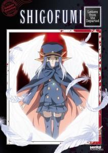Shigofumi DVD Cover