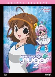 Sugar Complete DVD Cover