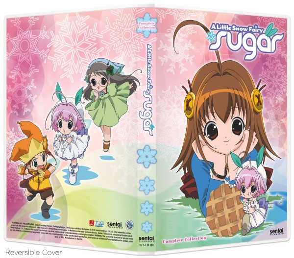 Sugar Complete Reversible Cover