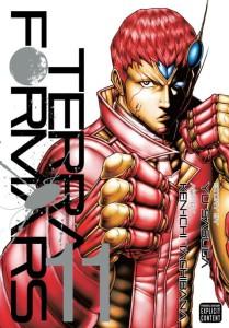 Terra Formars Volume 11 Cover