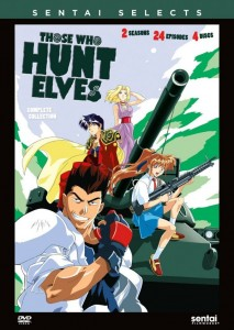 Those Who Hunt Elves DVD Cover