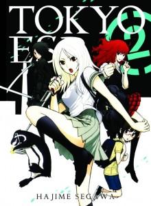 Tokyo ESP Volume 2 Cover
