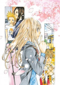 Your Lie in April Set 1 Cover