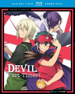 Devil is a Part-Timer Anime Classics